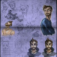 Theo Sketches by JRTribe