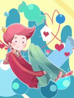 Prince Gumball by Sei00