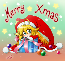 Merry Xmas 2010 by Rolly-Chan