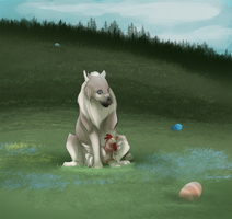 Tokotas - WQ - Easter Eve by Keartricity