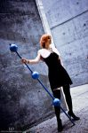 Nami Strong World Cosplay by JFamily