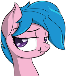 Firefly showing her war face (totally not pouting) by DataPony