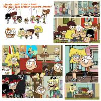 The Loud House - Three Cheers for Lincoln Loud by Bart-Toons