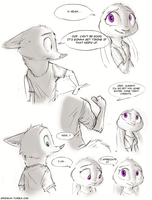 Zootopia Comic |Page 41 by SprinKah