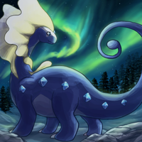 Gotta Draw 'em All Collab - Aurorus
