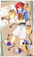 Me And My Dedenne