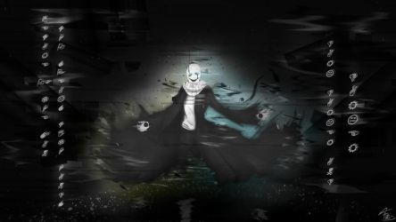 W.D Gaster by Fillilala