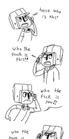 Why twins don't have phones. by AskTheTurboTwins