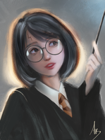 Harry Potter by trungbui42