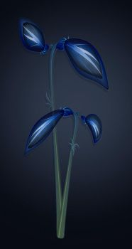 Simple blue. by jennystokes