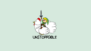 Unstoppable by luckey09