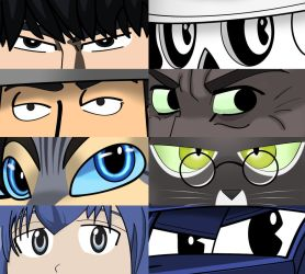 CZP Eye Meme by CZProductions
