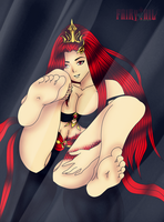 {FairyTail-Eastland} .:Hello there~:. by TheNight-Guardian