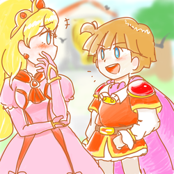 A Spring Bell's Fortune! by HeroLinkTriforce
