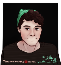 Danisnotonfire by spider999now