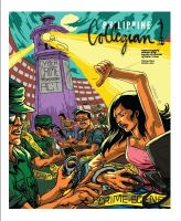 Philippine Collegian Issue 15 by kule1213