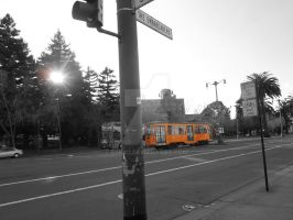 SF Trolley - Just like old times by eskici