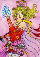 Dissidia Final Fantasy NT: Terra Branford by dagga19
