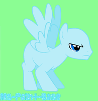 Male Pegasus by Ms-Paint-Base