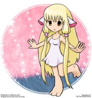 Chii from Chobits, chibified by taruto