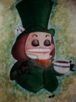 The Mad Hatter. by victor7234