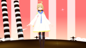 MMD Laphicet by AnjuSendo