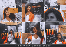 066 - Priyanka Chopra Icons by sylvador123
