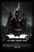 The Dark Knight Rises | Theatrical Poster by Squiddytron