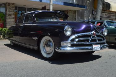 1951 Hudson Hornet Sedan X by Brooklyn47
