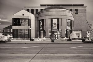 GRPM front (930nm IR @ night) by KBeezie