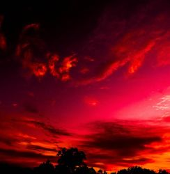 Scorched Sunset by HannahDoma
