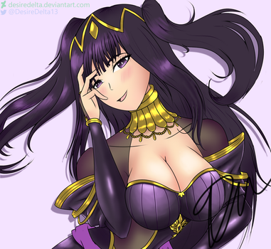 Bridal Tharja by DesireDelta