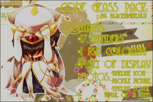CODE GEASS PACK by BlacKnightLulu