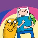 Finn and Jake by The-Other-User