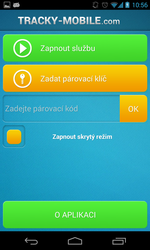 Android - Tracky Mobile by Simple-Dino