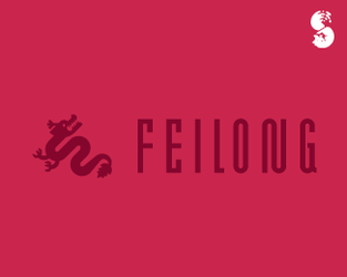 FEILONG-Logo by whitefoxdesigns
