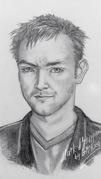 Mark A.Sheppard by GoldieMilrose