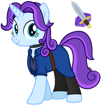 Ponified Abigail by A4R91N