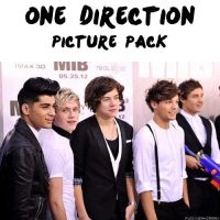 One Direction Picture Pack by LovingSellyGrande