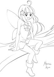Little Fairy by marcos-prl