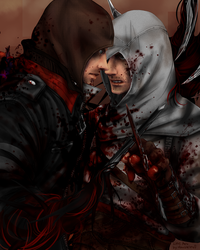 What A Bloody Mess by MissionFailure
