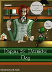 Happy st Patrick s Day by Emma-O-Lantern