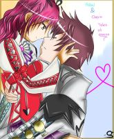 Tales of Graces: Asbel and Cheria by ShiranaiTenshi