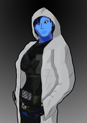 [Star-Wars-Request] Sthasha by DrPingas