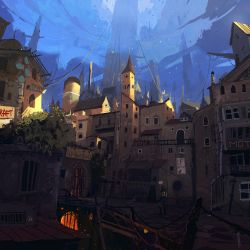 The Colden City by Seven-teenth