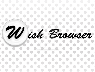 Wish Web Browser Banner by danielathome19