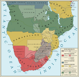 Southern African Railways by rubberduck3y6