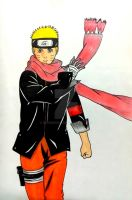 Naruto The Last by RedWing99