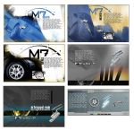 Concept Designs: m7speed.com by PixelTribe