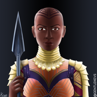 Okoye by gentlemankevs